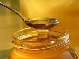Жидкий мед в банке