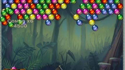 Майя — обстрел шариками flash-игра онлайн без регистрации
