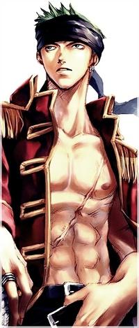 Ророноа Зоро – невероятно сильный и мужественный персонаж. Подойдет целеустремленным и активным парням для аватарки. Он готов потратить все силы для спасения друзей, обладает отличным чувством юмора.