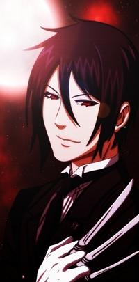 Себастьян Михаэлис подойдет для аватарки всем фанатам аниме Темный Дворецкий. Этот демон может победить любого врага, обладает невероятной силой и способностями.