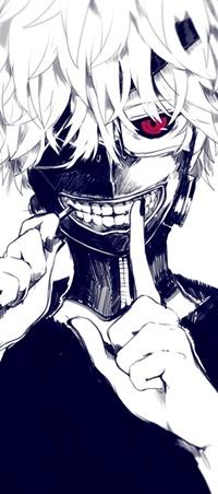 Наполовину монстр и наполовину человек Канеки Кен может украсить аватарку каждого фаната аниме Токийский Гуль. Персонаж справляется с жизненными трудностями, проходит множество испытаний и в конце обретает невероятную силу.