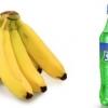 Что будет, если выпить спрайт с бананом. Фото и видео рискнувших