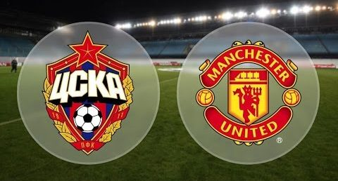 Manchester United – CSKA Moscow, September 27th, 2017: Highlights, Goals Video.