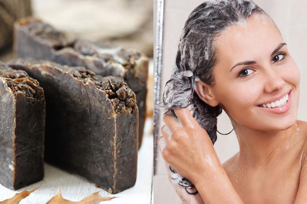 Дегтярное мыло польза для волос