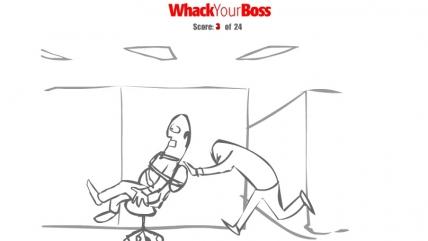 Флеш игра Убить Босса. Ещё больше способов!