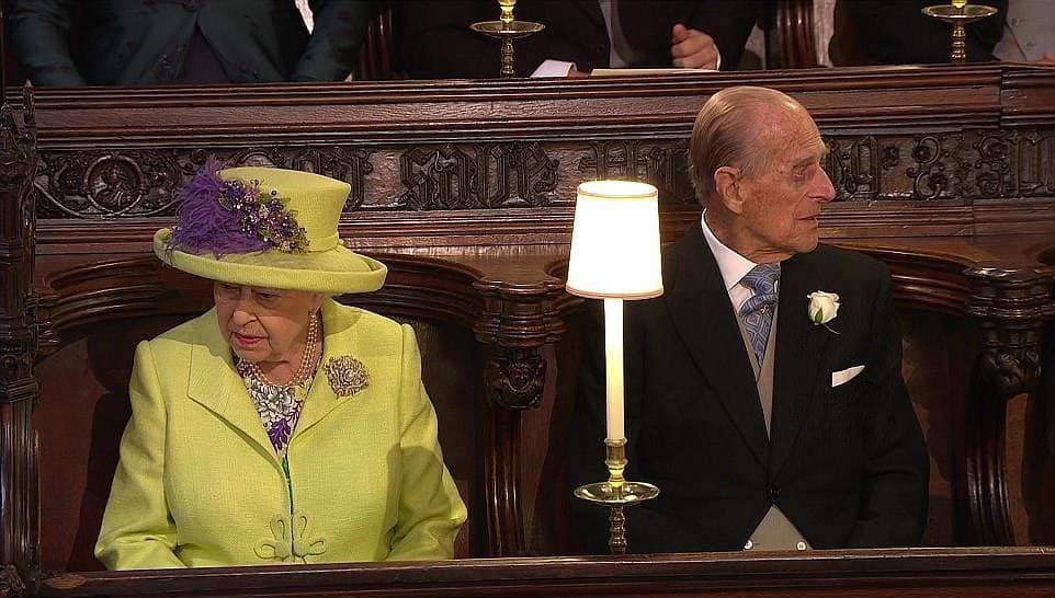 Все фотографии со свадьбы принца Гарри и Меган Маркл