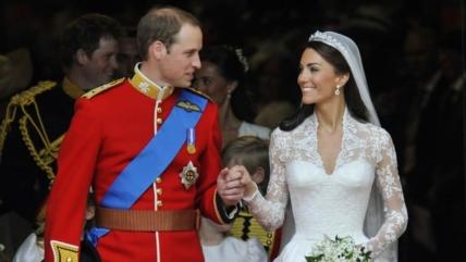 Все фото со свадьбы принца Уильяма и Кейт Миддлтон
