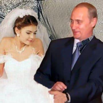 Фотографии со свадьбы Путина и Алины Кабаевой. Была ли свадьба?