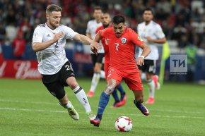 Финал кубка Конфедераций. Германия — Чили 2 июля 2017 года. Обзор матча, видео голов