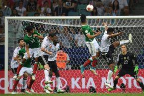 Германия — Мексика 29 июня 2017: видео всех голов матча