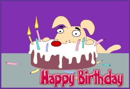 """Гифки """"С днем рождения"""" женщине. Красивые gif анимации"""