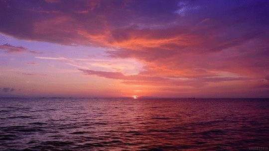 Гифки Море, волны, отдых. 85 красивых GIF анимаций