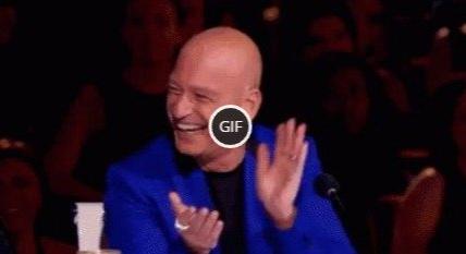 Гифки «Аплодисменты». Отборные GIF-анимации рукоплескания
