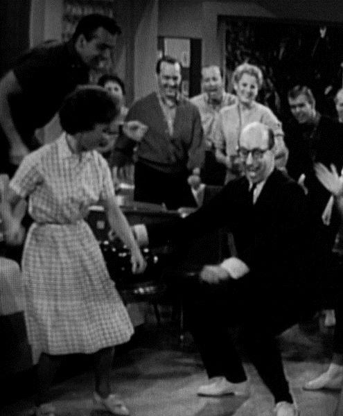 Гифка танцуют рок н ролл