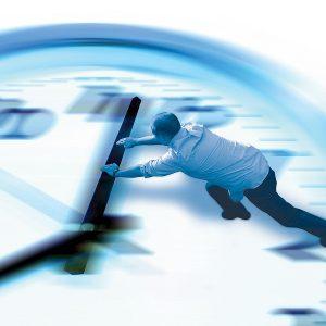 Lasting longer moving time