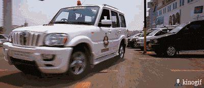 крутой полицейский