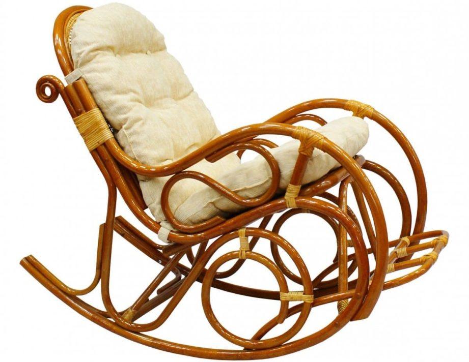 Подарок на 23 февраля - кресло качалка