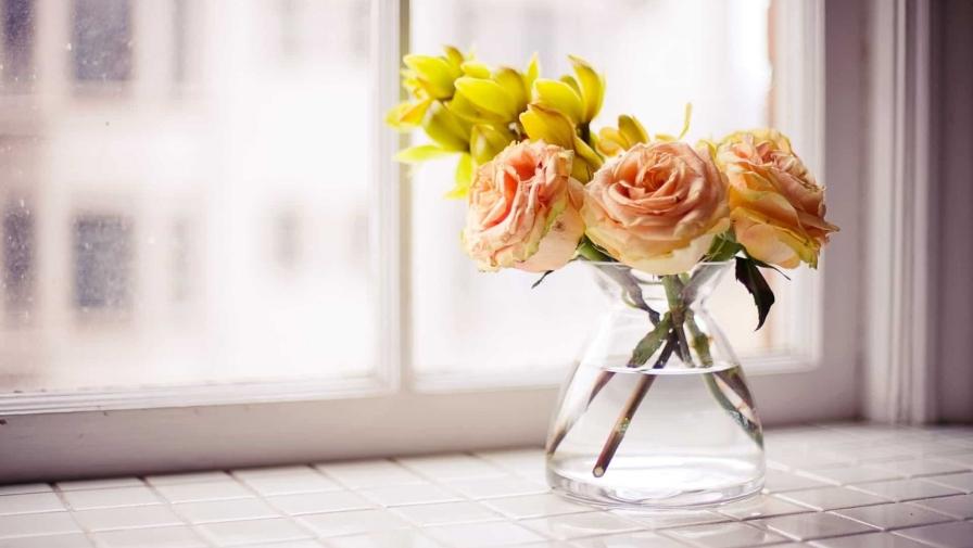 Как продлить жизнь розам в вазе