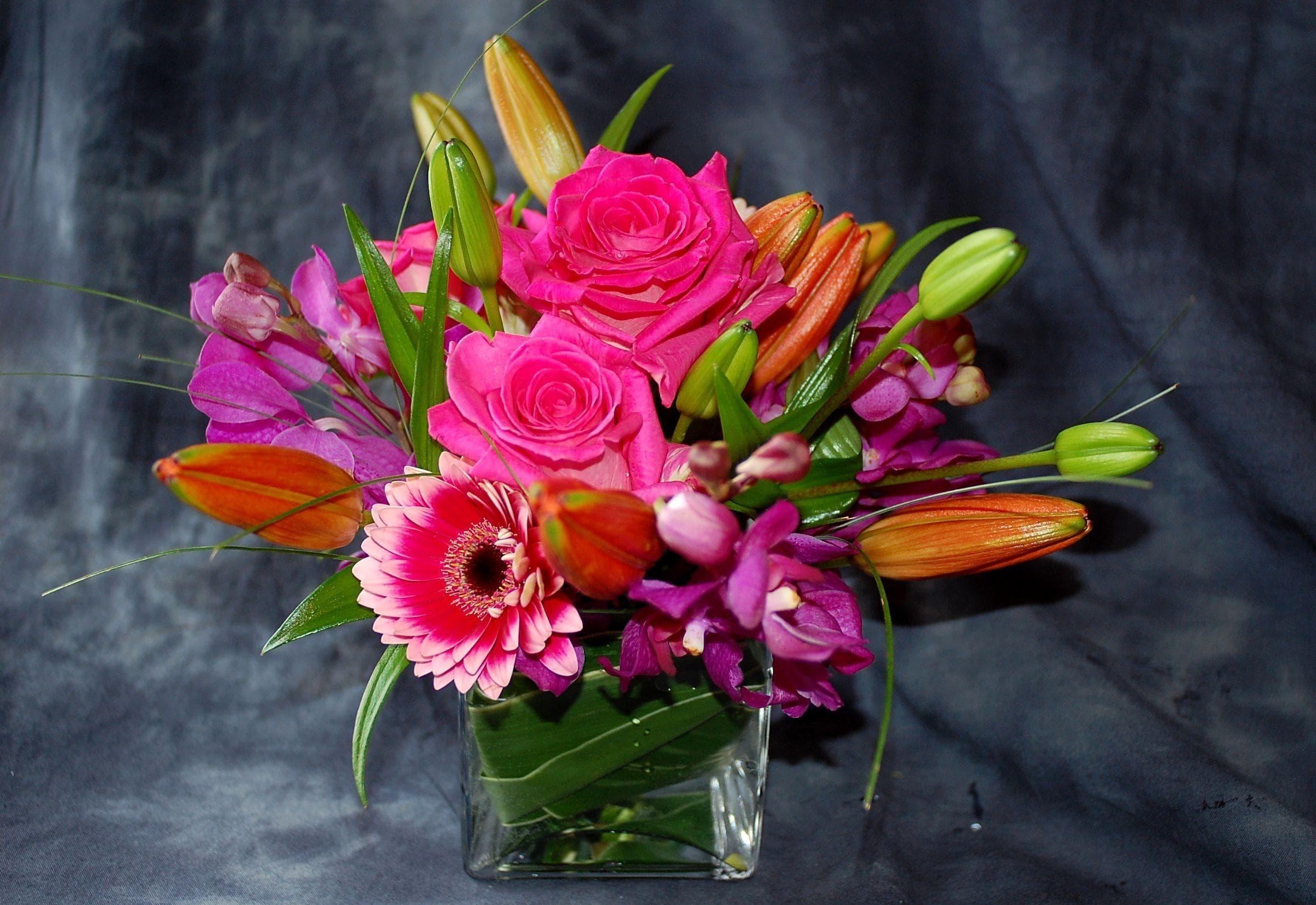 Картинки цветы, красивые букеты. 70 фото. Скачайте бесплатно!