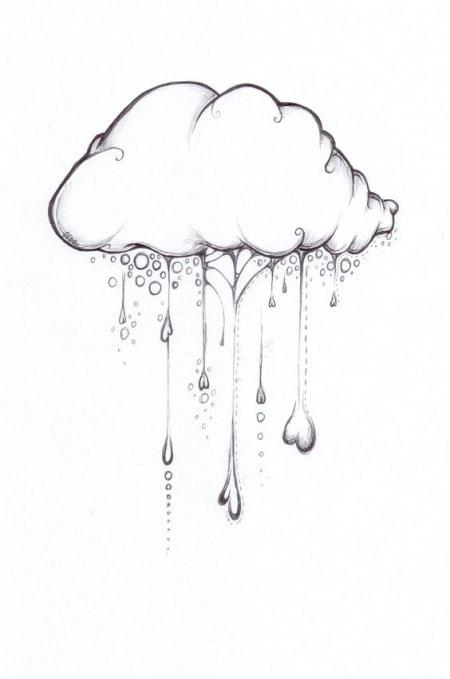 Картинки для срисовки карандашом: красивые и легкие изображения
