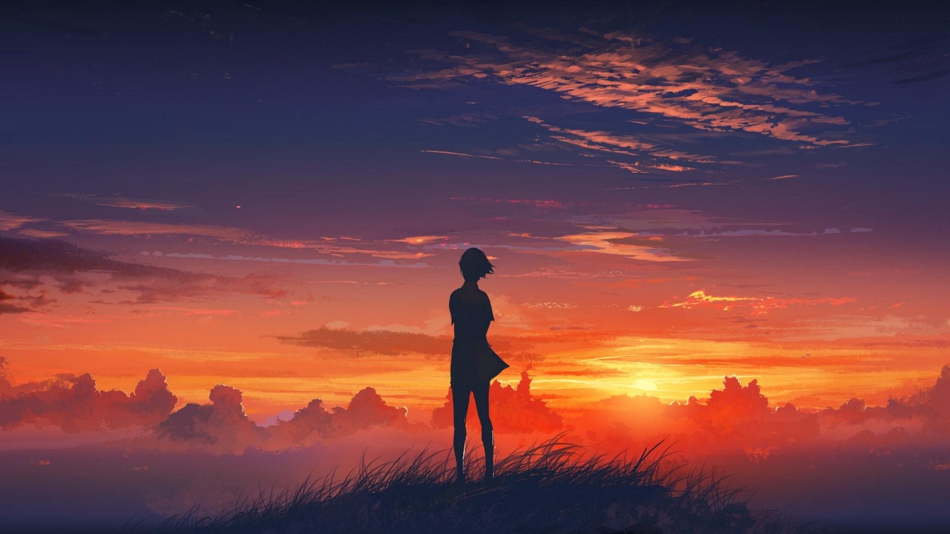 Красивые картинки природы заката