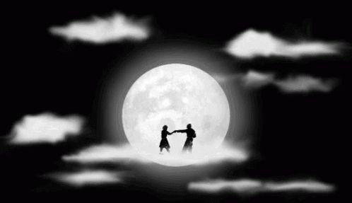 Гифки про любовь: большая подборка анимации