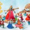 Картинки масленицы для детей. Красивые изображения с атмосферой праздника