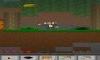 Mine Blocks — флеш игра в стиле Minecraft 2D