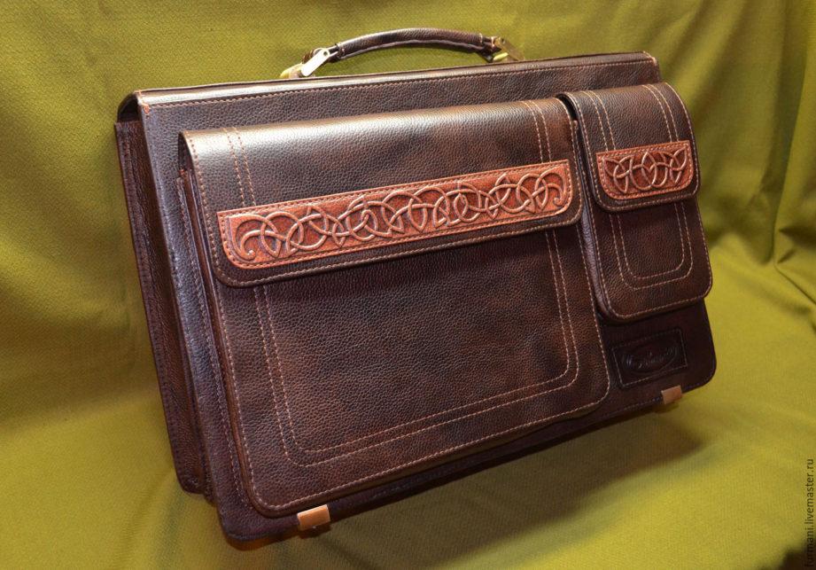 Подарок на 23 февраля - портфель