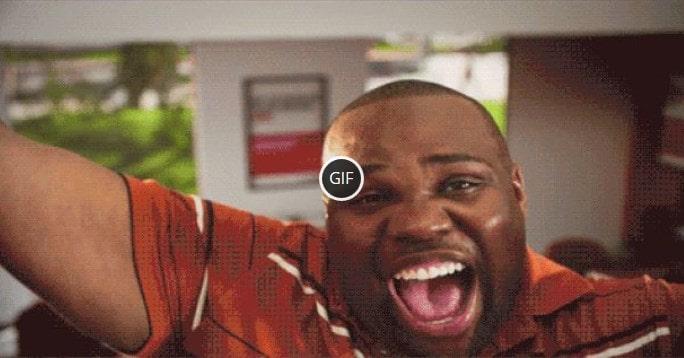Гифки Радость. Более 40 GIF анимаций радостных эмоций