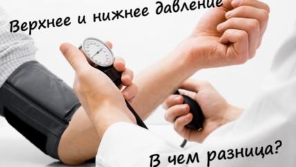 Разница между верхним и нижним давлением: пульсовое давление, гипертония, гипотония