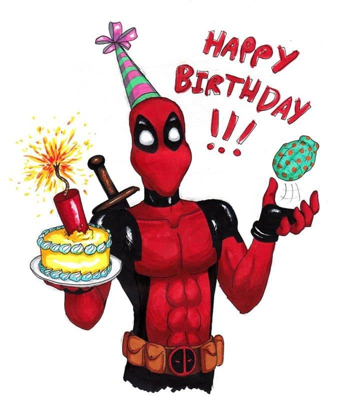 Картинки днем, открытка геймеру на день рождения