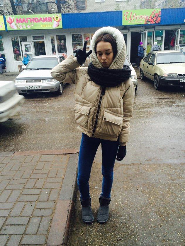 диана шурыгина фото на улице