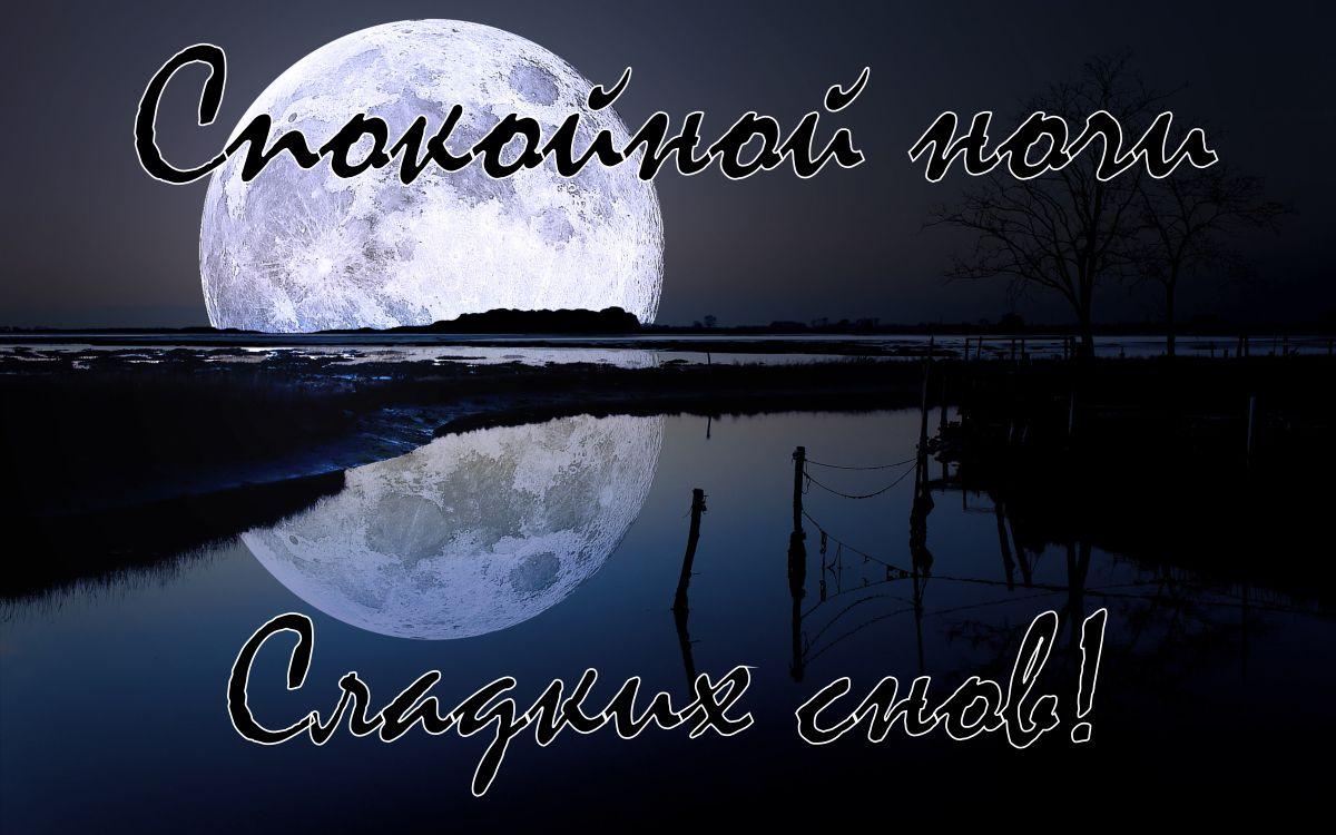 Картинки Спокойной ночи, Сладких снов! 112 красивых изображений