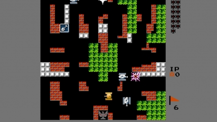 Battlecity — танчики денди (флеш игра)
