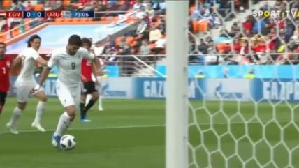 Египет — Уругвай 2018: Видео лучших моментов матча, голы, обзор