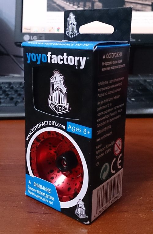 Review of YoyoFactory Superstar