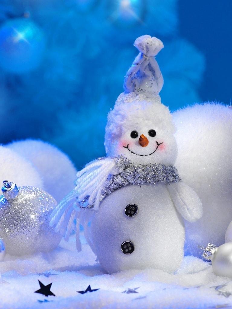Картинки на заставку новогодние